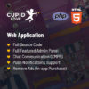 Cupid Love Web Application – Installation and Configuration Package